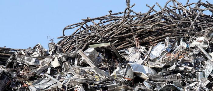 Stainless Steel Metal Scrap in Melbourne